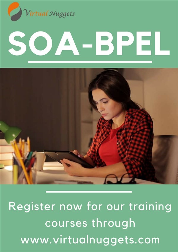 Get Information and buy tickets to Best Oracle SOA | BPEL Online Training  on Virtualnuggets