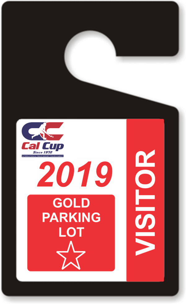 Get Information and buy tickets to GOLD PARKING PASS 2019 $45 - Covered Parking for entire Cal Cup 2019 on California Cup International Field Hockey Tournament