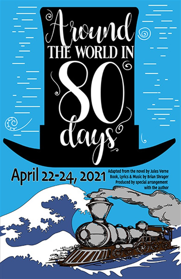 Around the World in 80 Days Thursday, April 22, 2021 7:30 PM on Apr 22, 19:30@Spiritual Twist Productions - Pick a seat, Buy tickets and Get information on Spiritual Twist Productions tickets.spiritualtwist.com