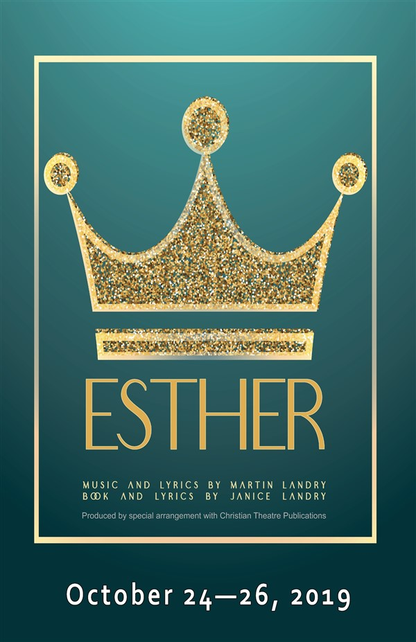 Get Information and buy tickets to Esther Thursday, October 24, 2019  7:30 PM on Spiritual Twist Productions