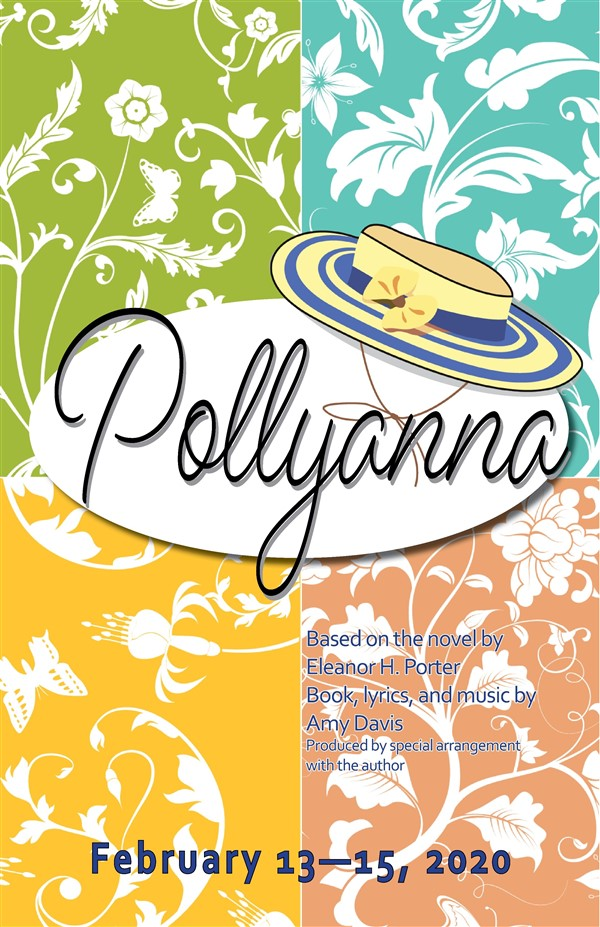 Get Information and buy tickets to Pollyanna Saturday, February 15, 2020 @ 2:00 pm on Spiritual Twist Productions