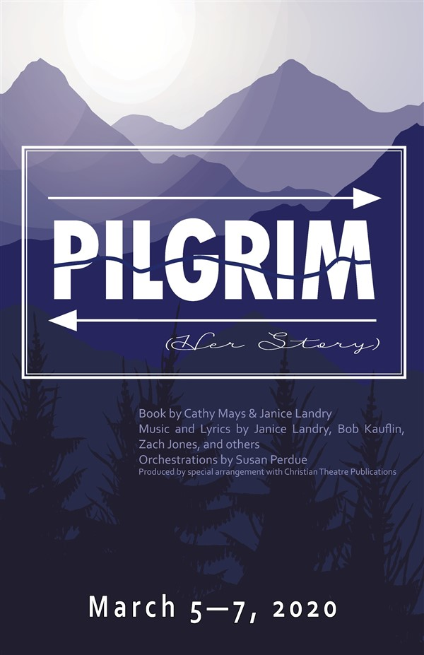 Get Information and buy tickets to Pilgrim (Her Story) Saturday, March 7, 2020 @ 7:30 pm on Spiritual Twist Productions
