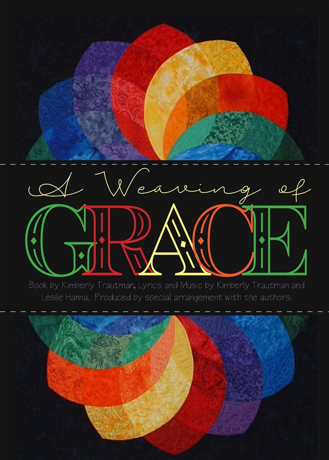 Get Information and buy tickets to A Weaving of Grace Thursday, December 12, 2019 @ 7:30 PM on Spiritual Twist Productions