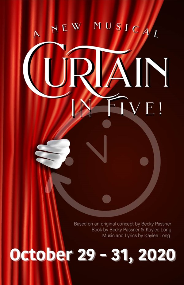 Curtain in Five