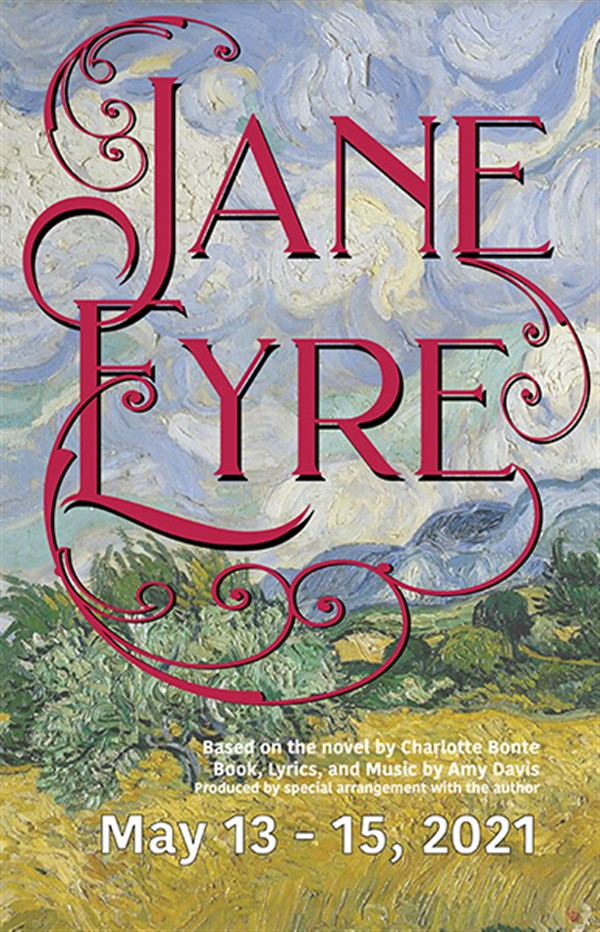 Get Information and buy tickets to Jane Eyre Thursday, May 13, 2021 ~ 7:30 PM on Spiritual Twist Productions