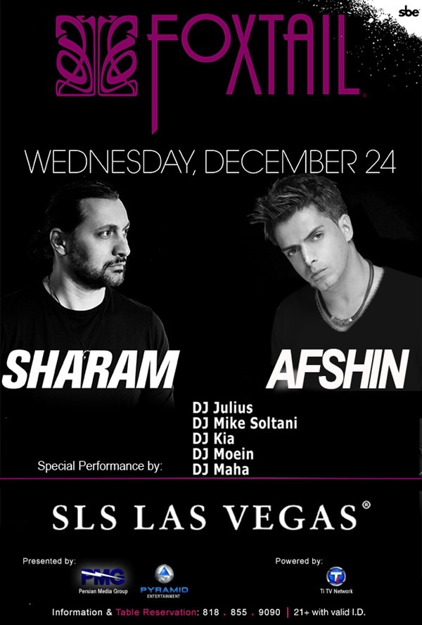 Get Information and buy tickets to Sharam & Afshin  on Persian Media Group