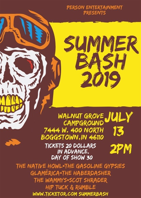 Get Information and buy tickets to Summer Bash 2019  on Summer Bash