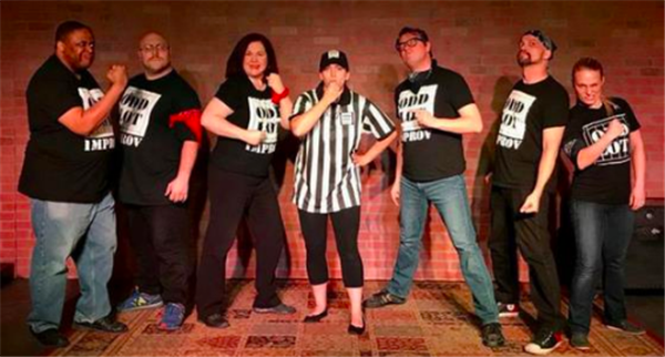 Saturday Specialty Show-ODD LOT PRESENTS:Epic Improv Battle!