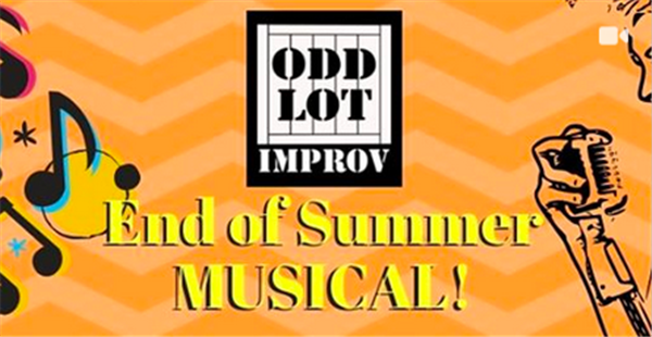 Odd Lot Presents: End of Summer Musical!