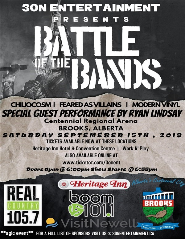 594854500c5 Battle of the Bands 2018 - Brooks