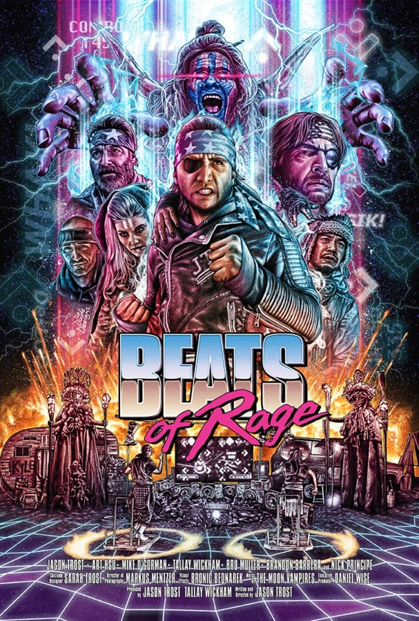 Get Information and buy tickets to FP2: Beats of Rage  on SEIA Tickets