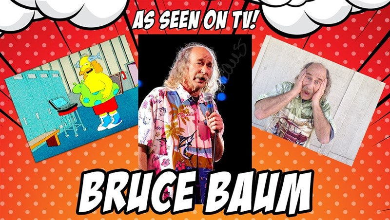 Get Information and buy tickets to Comedian Bruce Baum  on SEIA Tickets