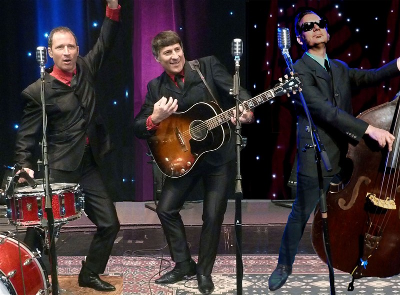 Get Information and buy tickets to The Neverly Brothers From Elvis to the Beatles on SEIA Tickets