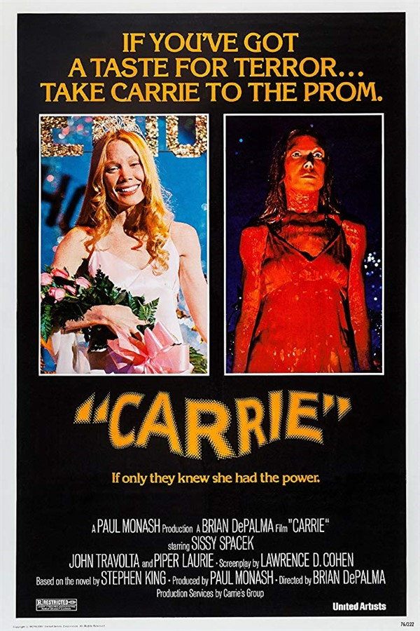 Get Information and buy tickets to Carrie Prom Party  on SEIA TICKETS