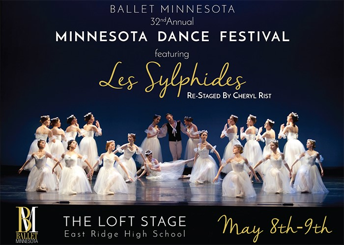 Get Information and buy tickets to 32nd Annual Minnesota Dance Festival  on Ballet Minnesota