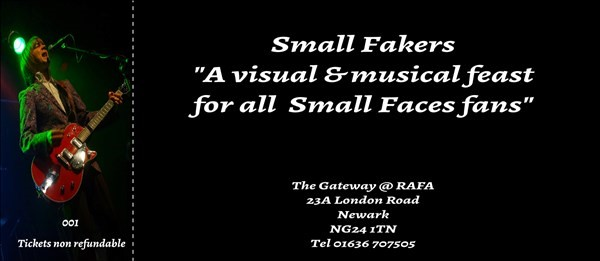 Get Information and buy tickets to Small Fakers Luke Gallagher on The Gateway Club