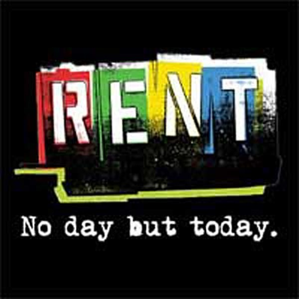 RENT No Day But Today on Apr 29, 00:00@The Halifax Playhouse - Pick a seat, Buy tickets and Get information on High Flying Productions