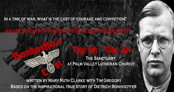 Get Information and buy tickets to Bonhoeffer