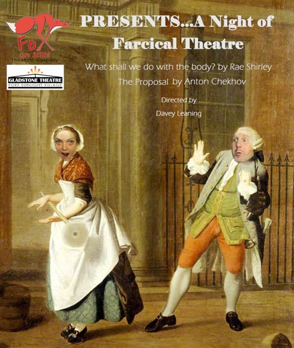 A Night of Farcical Theatre