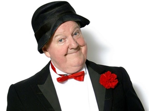 Get Information and buy tickets to Jimmy Cricket  on gladstonetheatre.org.uk