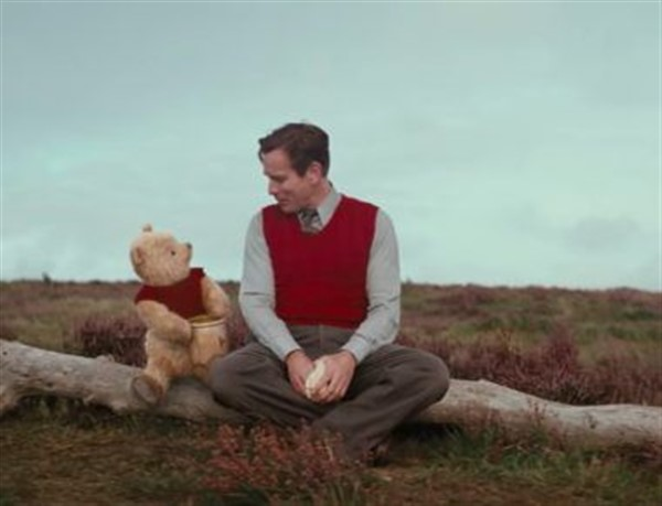 Get Information and buy tickets to Christopher Robin  on gladstonetheatre.org.uk