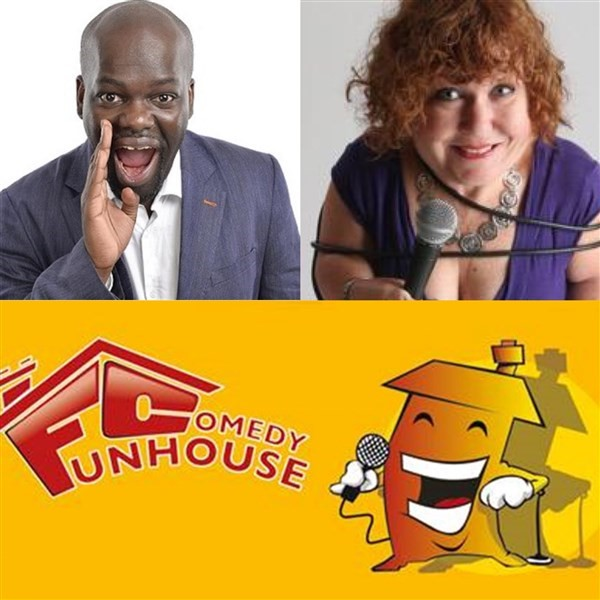 Get Information and buy tickets to Funhouse Comedy Presents  on gladstonetheatre.org.uk