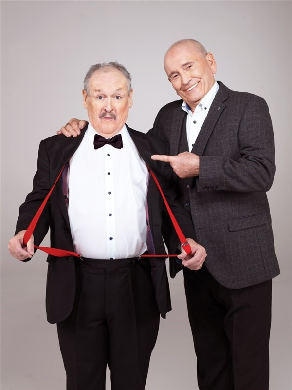 Get Information and buy tickets to An Audience With Cannon And Ball  on gladstonetheatre.org.uk