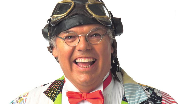 Get Information and buy tickets to Roy Chubby Brown  on gladstonetheatre.org.uk