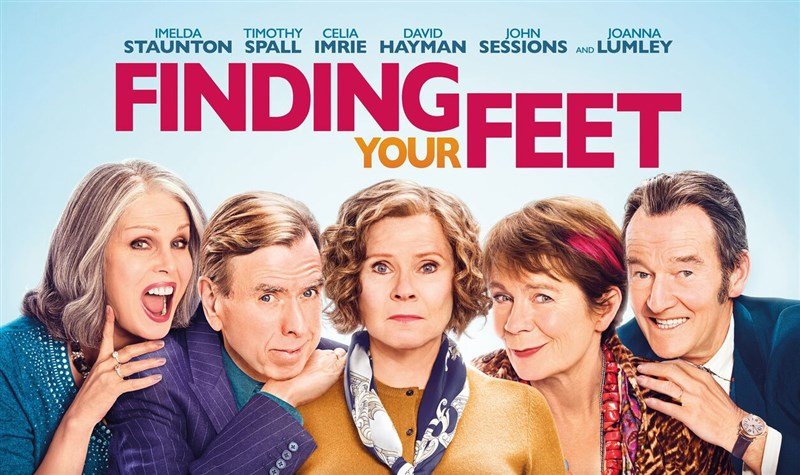 Get Information and buy tickets to Finding Your Feet  on gladstonetheatre.org.uk
