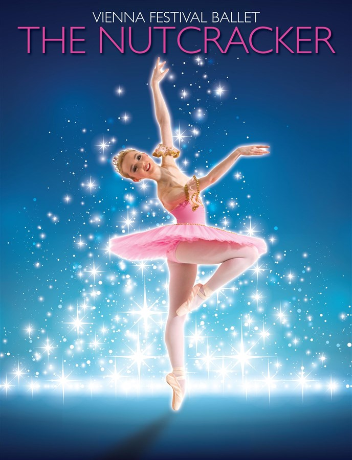 Get Information and buy tickets to The Nutcracker Vienna Festival Ballet on gladstonetheatre.org.uk
