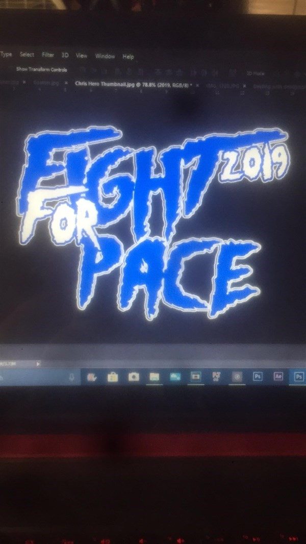 Get Information and buy tickets to Fight for pace 3  on Fight for pace