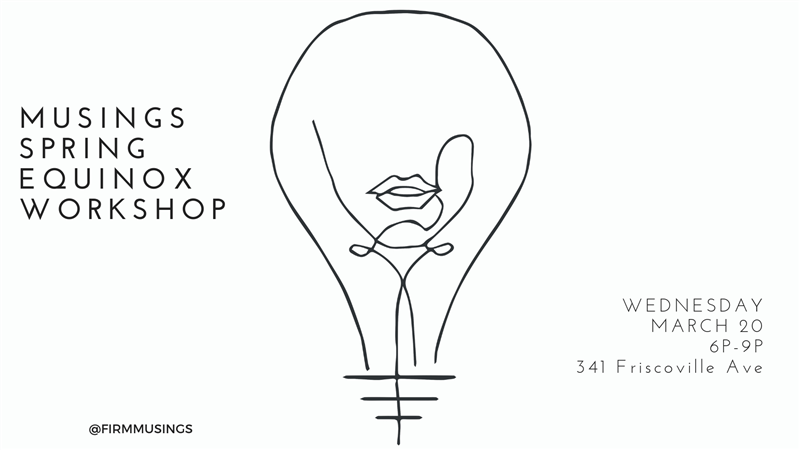 Get Information and buy tickets to MUSINGS Spring Equinox Workshop Sex and Transformation on Musings:  Consulting Firm