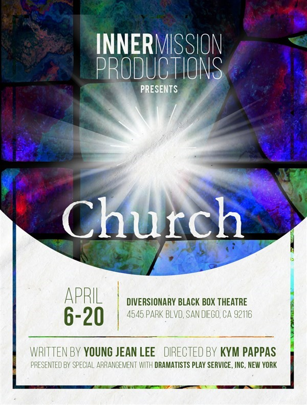 Get Information and buy tickets to CHURCH By Young Jean Lee on InnerMission Productions