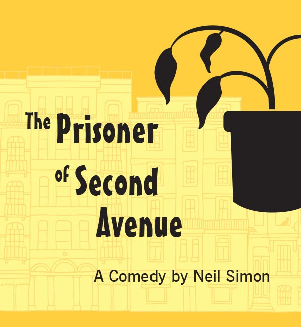 Get Information and buy tickets to The Prisoner of Second Avenue Single Show Tickets Available Starting  Sept. 25, 2019 on SEIA Tickets
