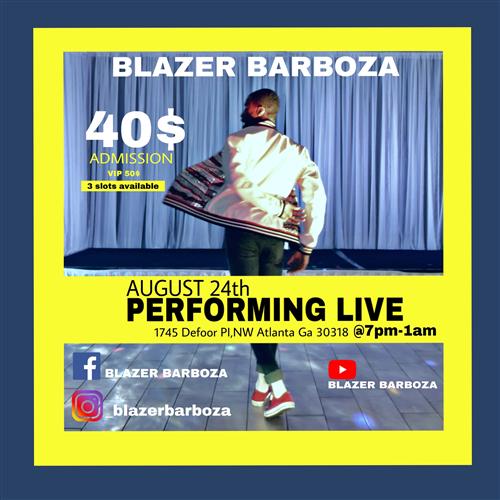 Blazer Barboza