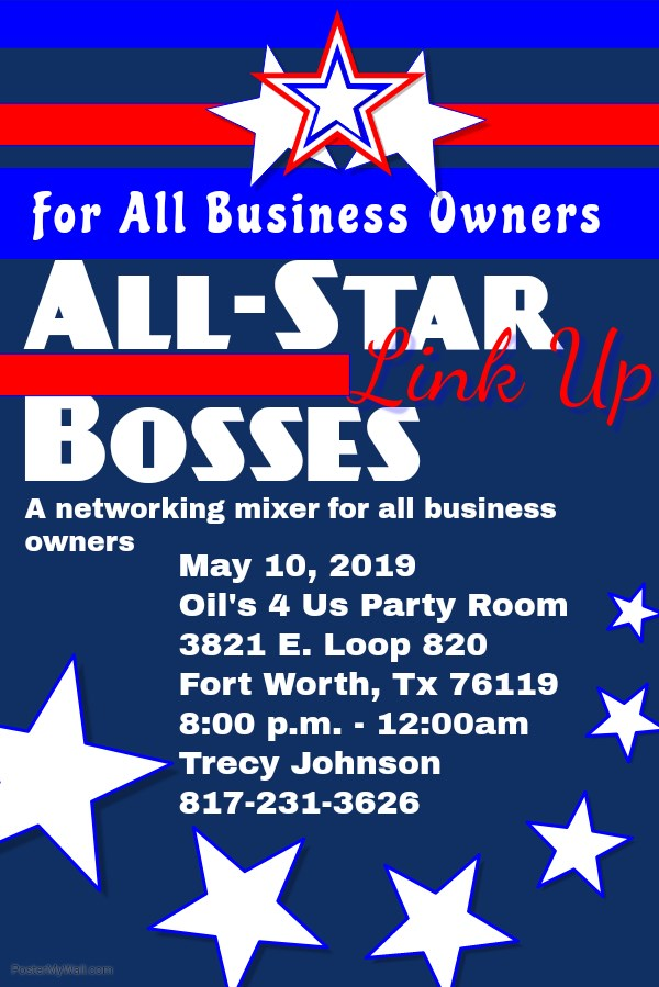 Get Information and buy tickets to All-star Bosses Bash  on Small Business Awards