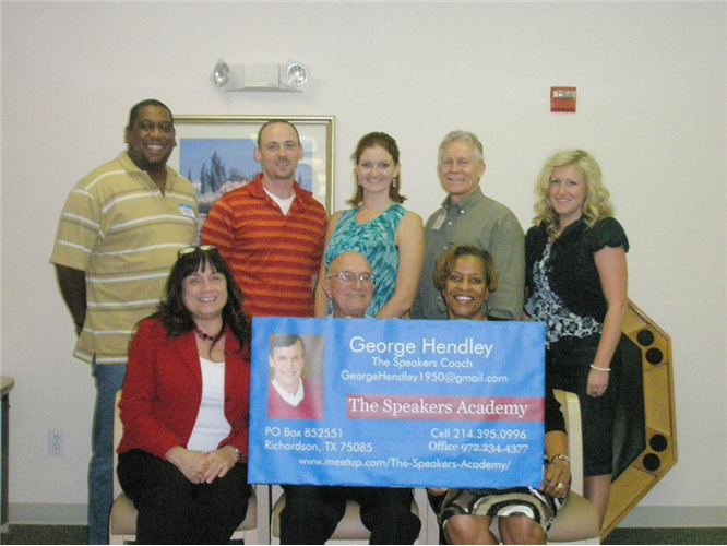 The Speakers Academy Attendees 2012