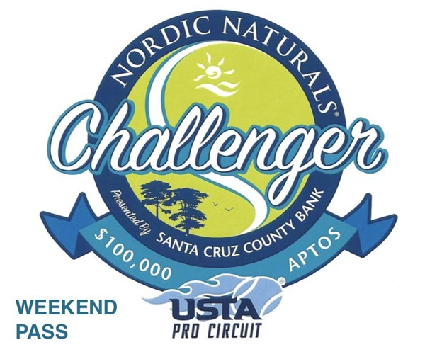 Get Information and buy tickets to Nordic Naturals $100,000 Challenger 3-Day Pass on Nordic Naturals $100,000 Challenger