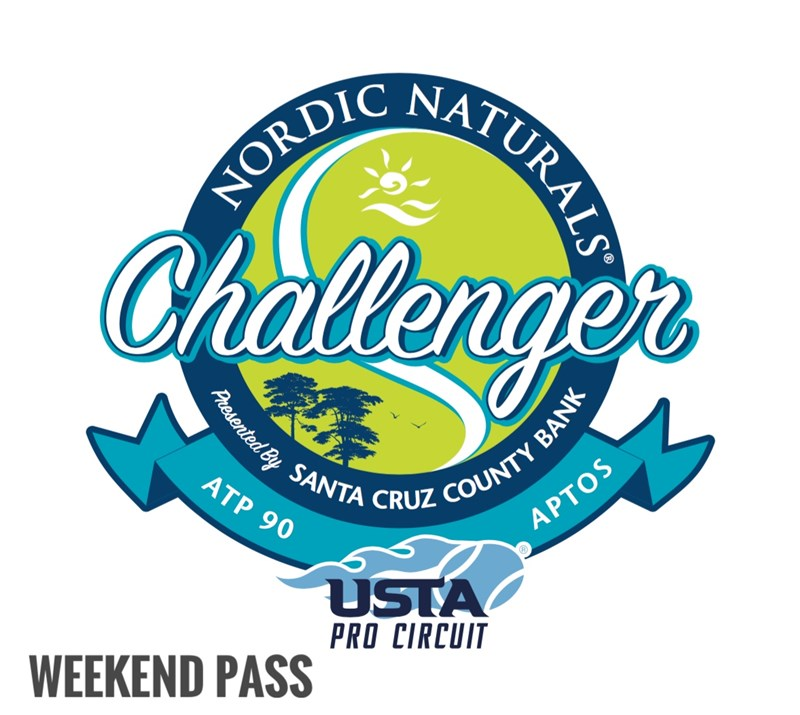 Get Information and buy tickets to WEEKEND PASS 3-Day Pass on Nordic Naturals ATP 90 Challenger