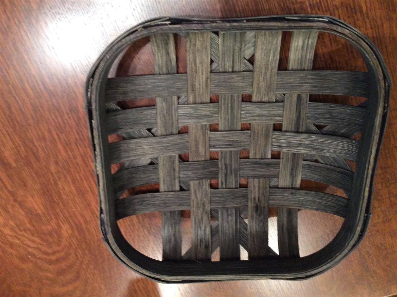 Tobacco Basket Weaving