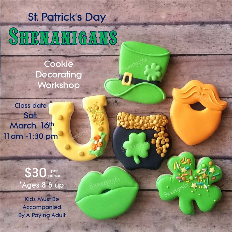 Get Information and buy tickets to St. Patrick