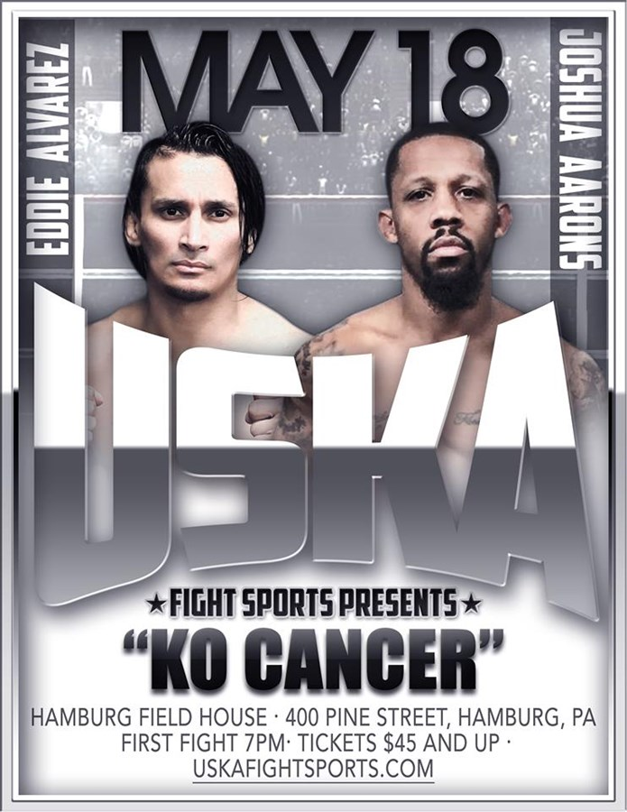 Get Information and buy tickets to USKA Fight Sports KO Cancer Fundraiser on USKA Fight Sports