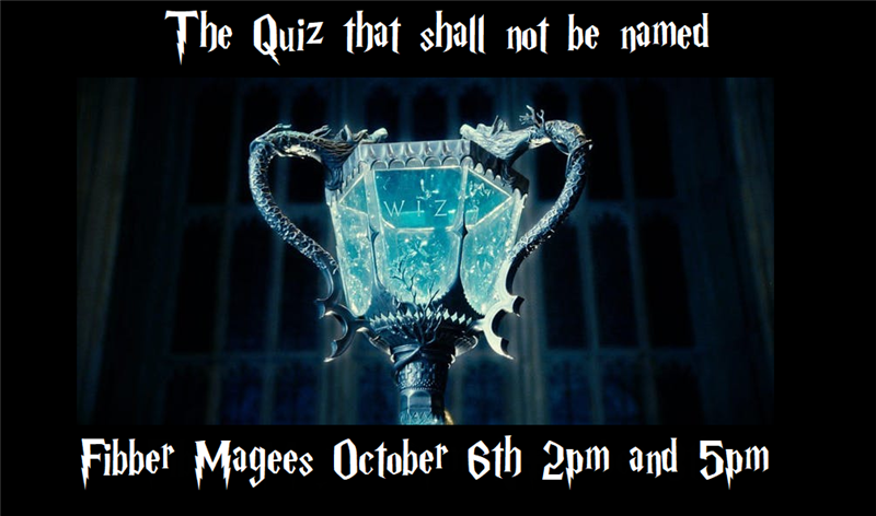 Get Information and buy tickets to The Quiz That Shall Not Be Named  on Dublin table quizes