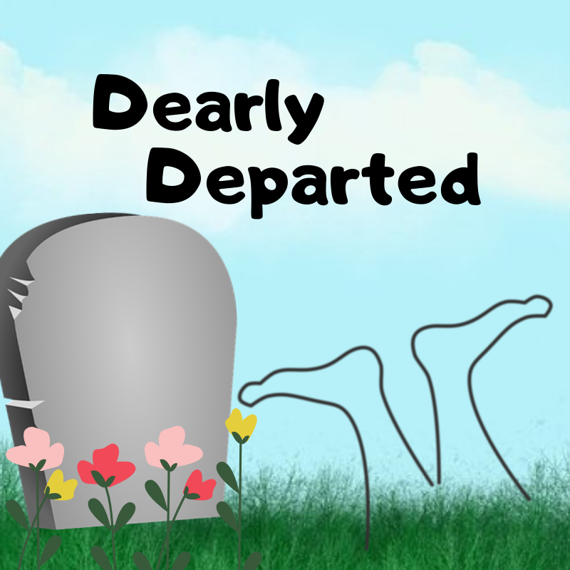 Get Information and buy tickets to Dearly Departed  on Manluk Theatre