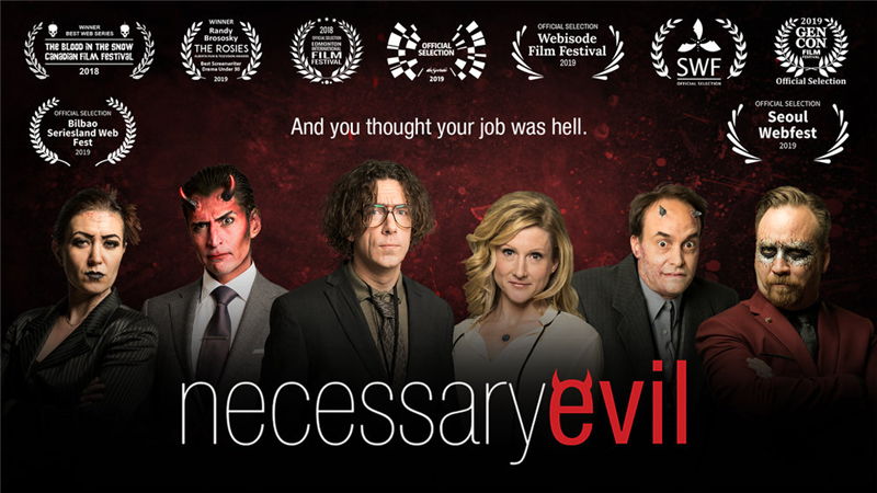 Get Information and buy tickets to Necessary Evil Screening on Manluk Theatre