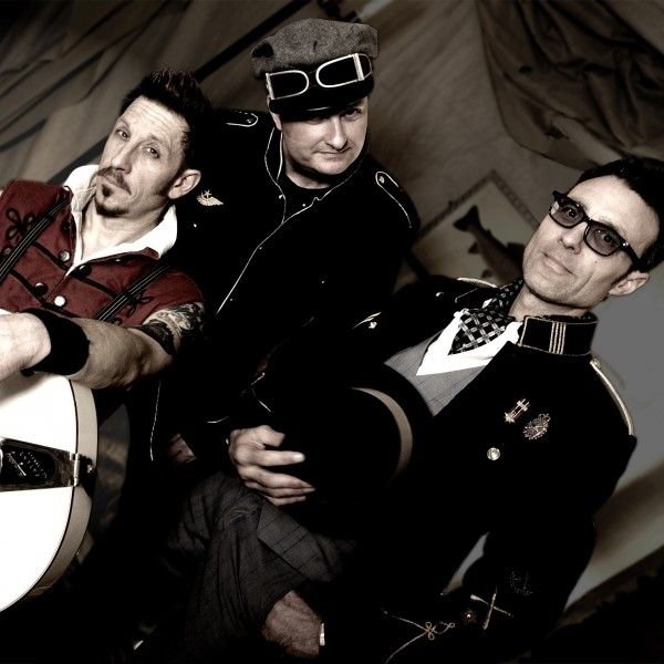 Get Information and buy tickets to Punch Drunk Cabaret Live Album Release! on Manluk Theatre