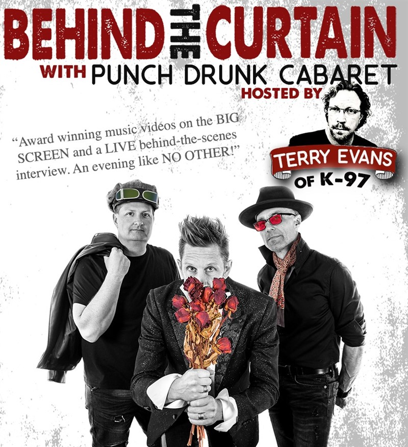 Get Information and buy tickets to PUNCH DRUNK CABARET Behind the Curtain -  VIP Event on Manluk Theatre