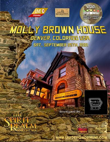 Molly Brown House Museum--Denver, Colorado