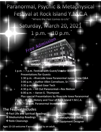 3/20/21 Rock Island YMCA Festival