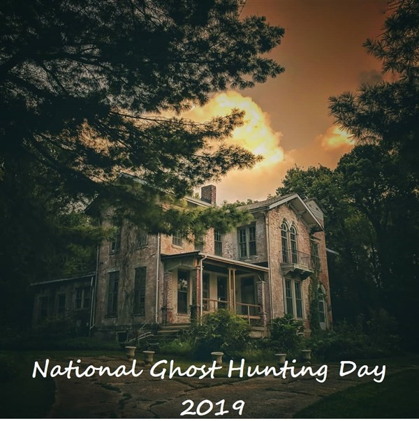 Get Information and buy tickets to National Ghost Hunting Day Thornhaven Manor on Thriller Events